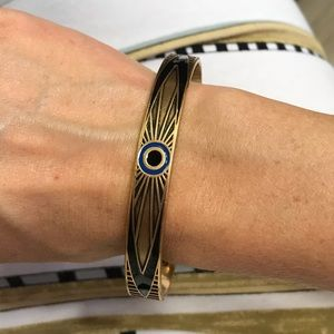 NWT Alex and Ani Meditating Eye Cuff